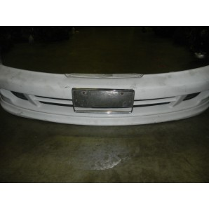 JDM ACURA INTEGRA DC FRONT BUMPER WITH LIP COVER WHITE DOOR Parts - Jdm acura integra parts