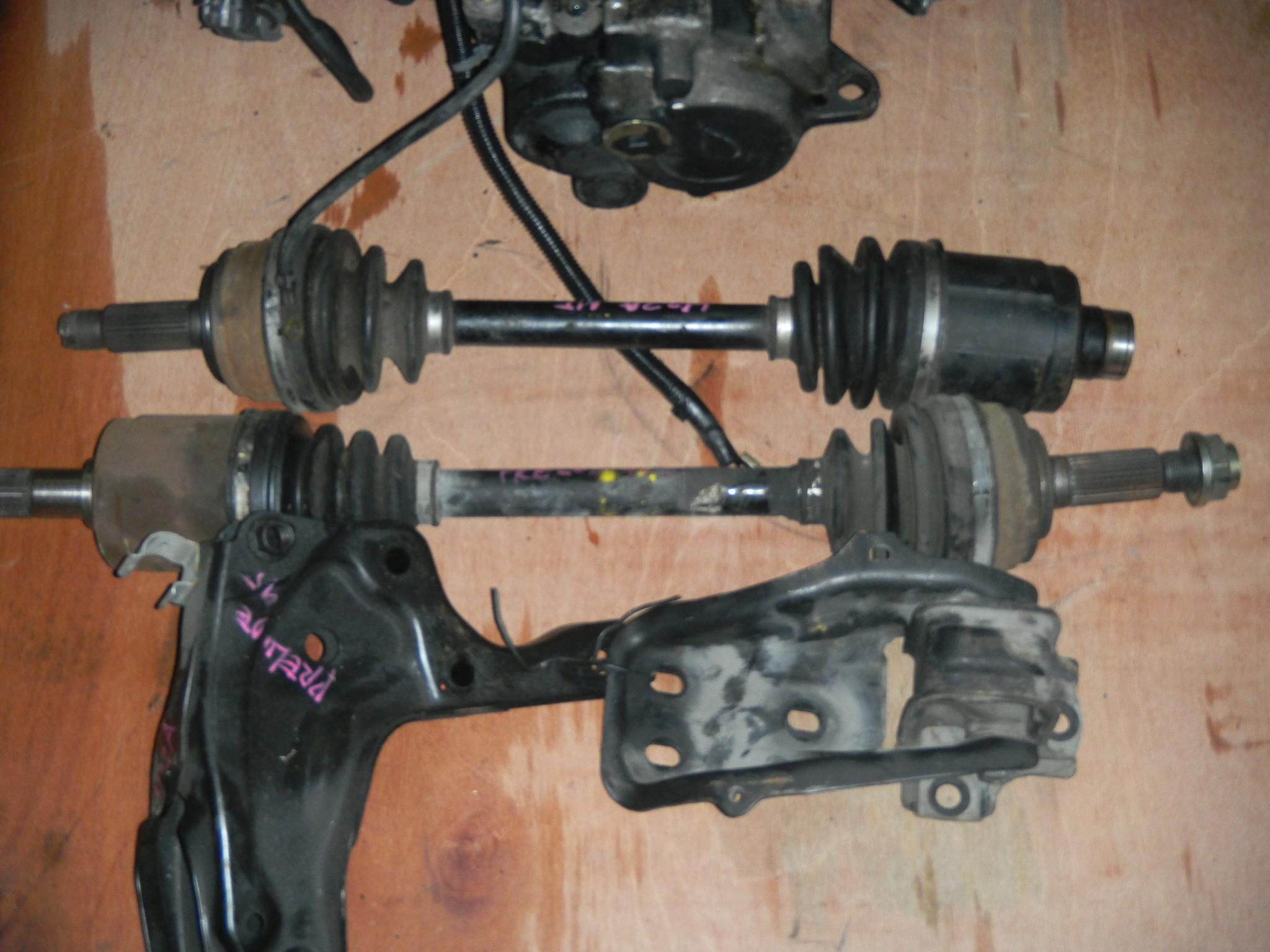 Jdm Honda Accord Prelude F22b 2 2l Dohc Complete Engine