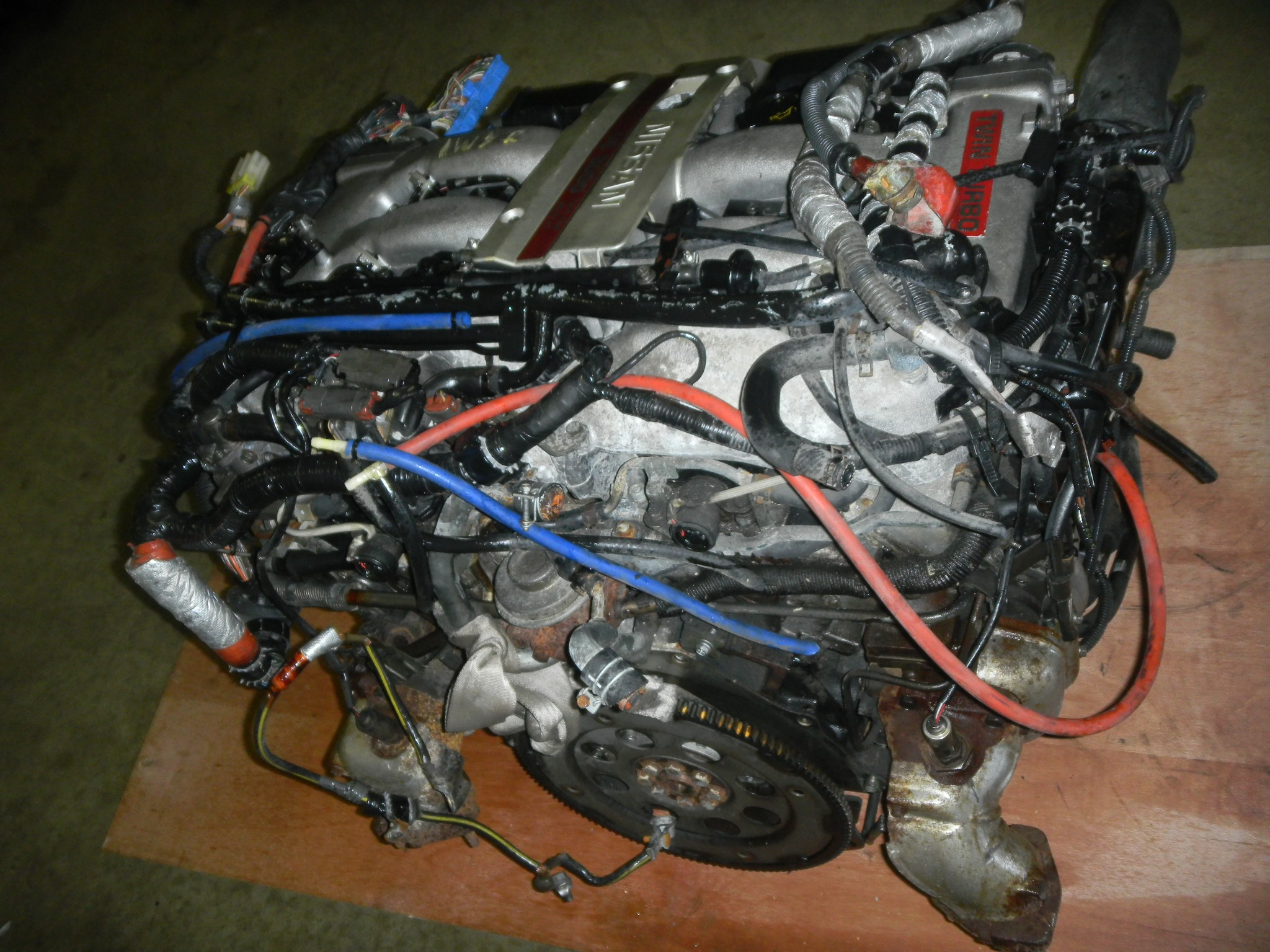 Dscn on 1990 Nissan 300zx Wiring Harness