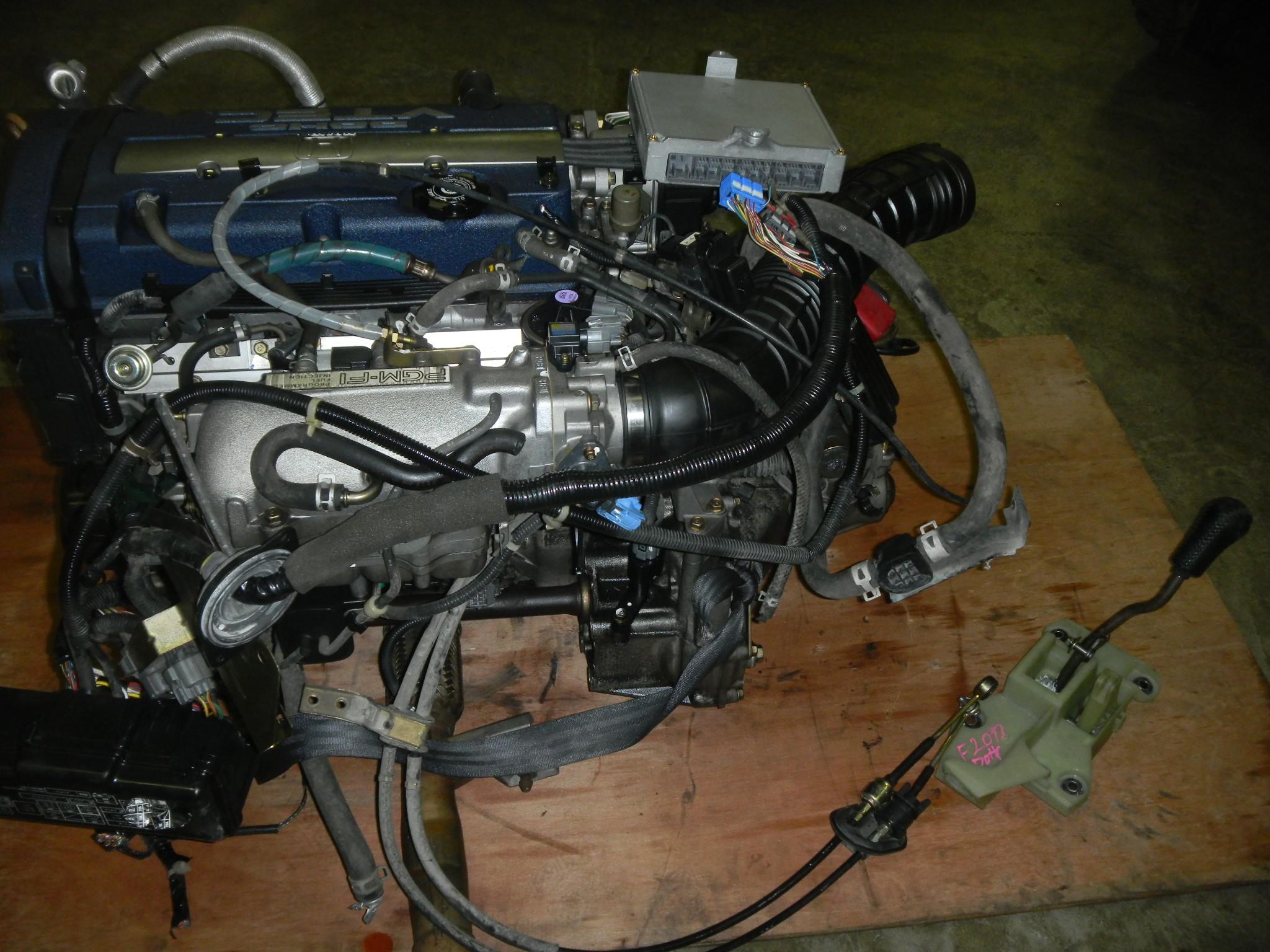 jdm honda accord f20b complete swap engine manual lsd