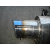 JDM ACURA HONDA INTEGRA DC2 5zigen EXHAUST 2 DOOR
