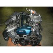 JDM TOYOTA SUPRA ARISTO V300  VVTi TURBO 2JZDETT ENGINE WITH AUTOMATIC TRANSMISSION COMPLETE SWAP