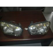 JDM SUBARU WRX STi VERSION 8 HID HEAD LIGHTS EJ20 2002-2005