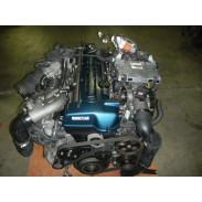 JDM TOYOTA SUPRA ARISTO V300  VVTi TURBO 2JZDETT ENGINE WITH AUTOMATIC TRANSMISSION COMPLETE SWAP
