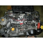 JDM SUBARU FORESTER (99-01) EJ20 TURBO ENGINE WITH 5 SPEED COMPLETE SWAP