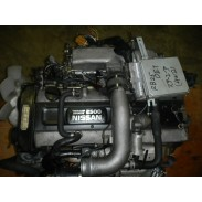 JDM NISSAN SKYLINE GTS R33 COMPLETE ENGINE RB25DET ALL-WHEEL DRIVE