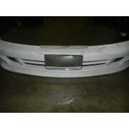 JDM ACURA INTEGRA DC2 FRONT BUMPER WITH LIP COVER WHITE 2 DOOR