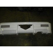 JDM HONDA ACURA INTEGRA DC2 1994-2001 FIBERGLASS REAR BUMPER COVER WHITE 2 DOOR