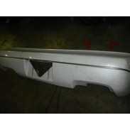 JDM NISSAN 300ZX TWIN TURBO WHITE REAR BUMPER COVER OEM 1990-1996