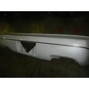 JDM NISSAN 300ZX TWIN TURBO WHITE REAR BUMPER COVER OEM 1990-1996