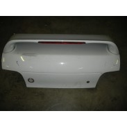 JDM SUBARU WRX STi EJ20 TRUNK LID AND WING SPOILER WHITE 1992-2001