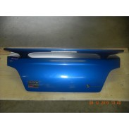 JDM SUBARU WRX STi EJ20 TRUNK LID AND WING SPOILER BLUE 2002-2007
