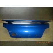 JDM SUBARU WRX STi EJ20 TRUNK LID AND WING SPOILER BLUE 2002-2007